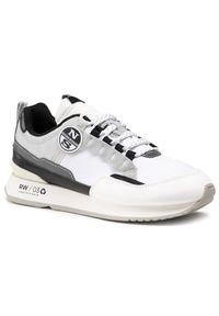 Białe buty do biegania North Sails
