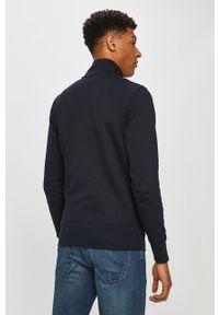 Niebieska bluza rozpinana TOMMY HILFIGER na co dzień, casualowa