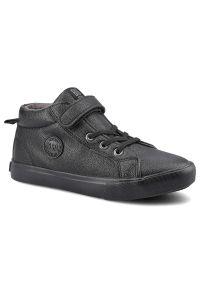 Big-Star - Sneakersy BIG STAR EE374001 Czarny. Kolor: czarny