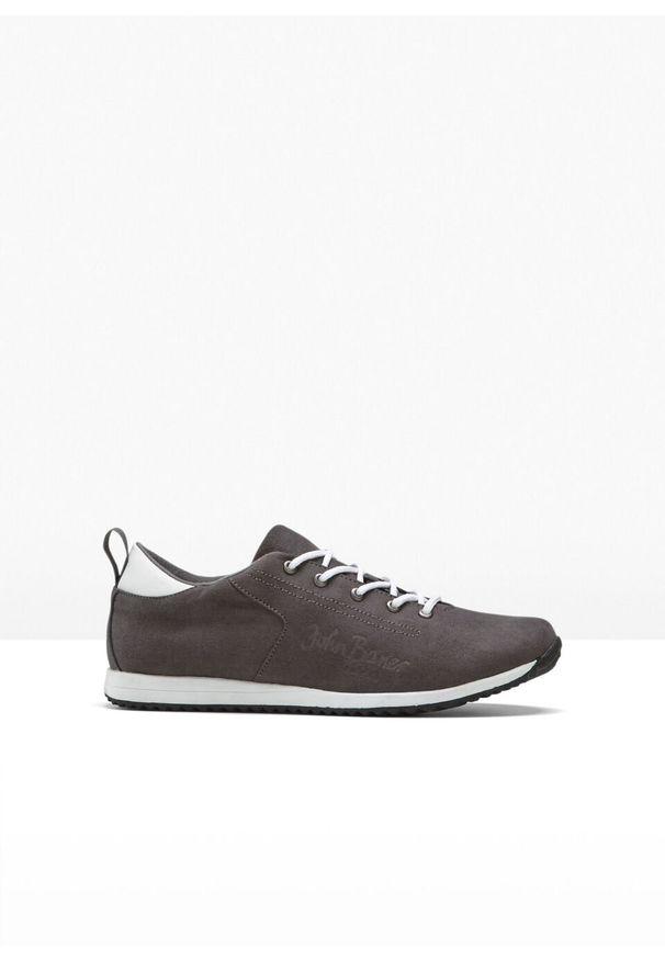 Szare buty sportowe bonprix
