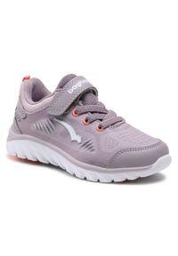 Bagheera - Sneakersy BAGHEERA - Dynamo 86485-45 C5041 Lavender/Pink. Zapięcie: rzepy. Kolor: fioletowy. Materiał: materiał. Szerokość cholewki: normalna