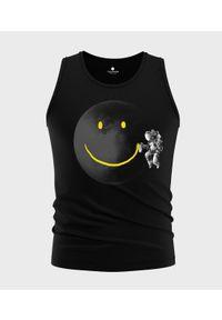 MegaKoszulki - Koszulka męska bez rękawów Paint The Moon. Materiał: bawełna. Długość rękawa: bez rękawów
