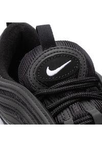 Czarne buty sportowe Nike Nike Air Max, z cholewką