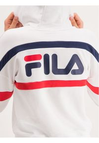 Biała bluza Fila