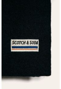 Niebieski szalik Scotch & Soda