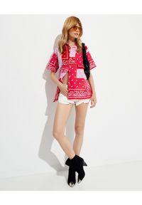 ARIZONA LOVE - Bawełniana koszula Bowling. Kolor: czerwony. Materiał: bawełna