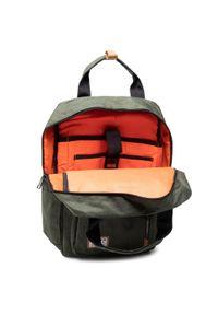 Semi Line - Plecak SEMI LINE - L2005-6 Zielony. Kolor: zielony. Materiał: materiał