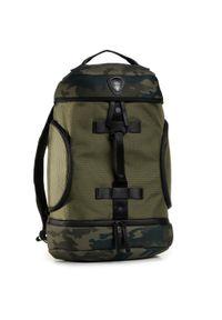 Zielona torba na laptopa Pajar