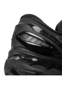 Czarne buty do biegania Asics Asics Gel Kayano, z cholewką