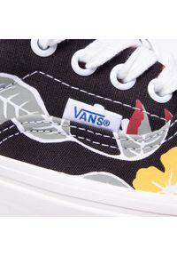 Czarne buty sportowe Vans Vans Era, z cholewką