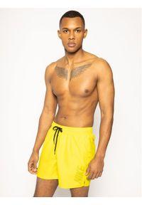 Żółte szorty Nike