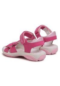 Różowe sandały Primigi