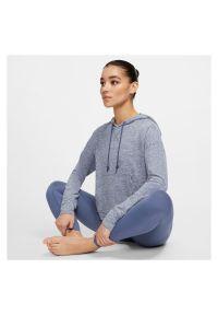 Bluza damska Nike Yoga CQ8833. Typ kołnierza: kaptur. Materiał: poliester, materiał. Technologia: Dri-Fit (Nike). Sport: fitness, joga i pilates #4