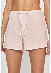 Różowa piżama Lauren Ralph Lauren