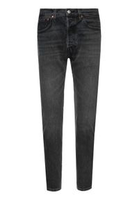 Levi's® Jeansy 501® 28894-0169 Szary Slim Fit. Kolor: szary. Materiał: jeans #5