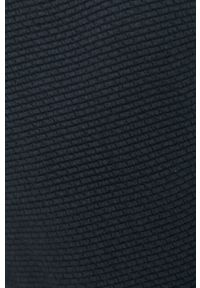 Tailored & Originals - Bluza bawełniana. Okazja: na co dzień. Kolor: niebieski. Materiał: bawełna. Styl: casual