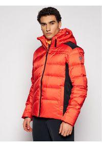 Rossignol Kurtka narciarska Hiver RLIMJ40 Pomarańczowy Slim Fit. Kolor: pomarańczowy. Sport: narciarstwo