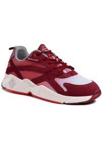 GANT - Gant Sneakersy Nicewill 22637660 Czerwony. Kolor: czerwony