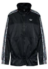 Czarna kurtka przejściowa Adidas #5
