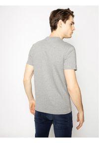Calvin Klein T-Shirt Logo K10K104063 Szary Regular Fit. Kolor: szary