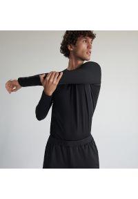Reserved - ACTIVEWEAR Bluzka sportowa z długim rękawem - Czarny. Kolor: czarny. Długość rękawa: długi rękaw. Długość: długie. Styl: sportowy