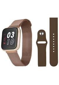 Wotchi SmartWatch SET W09R. Rodzaj zegarka: smartwatch. Styl: casual