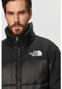 Czarna kurtka The North Face bez kaptura