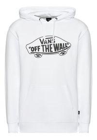 Vans Bluza Otw Po II VN0A45CK Biały Regular Fit. Kolor: biały