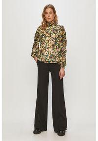 Bluzka Vero Moda z długim rękawem, z golfem, casualowa