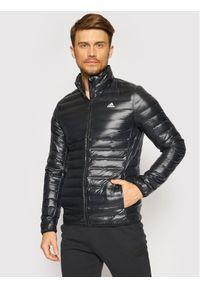Adidas - adidas Kurtka puchowa Varilite BS1588 Czarny Regular Fit. Kolor: czarny. Materiał: puch