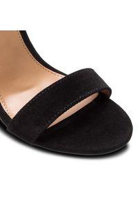 Czarne sandały Steve Madden klasyczne