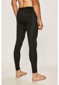 Czarne legginsy sportowe Craft