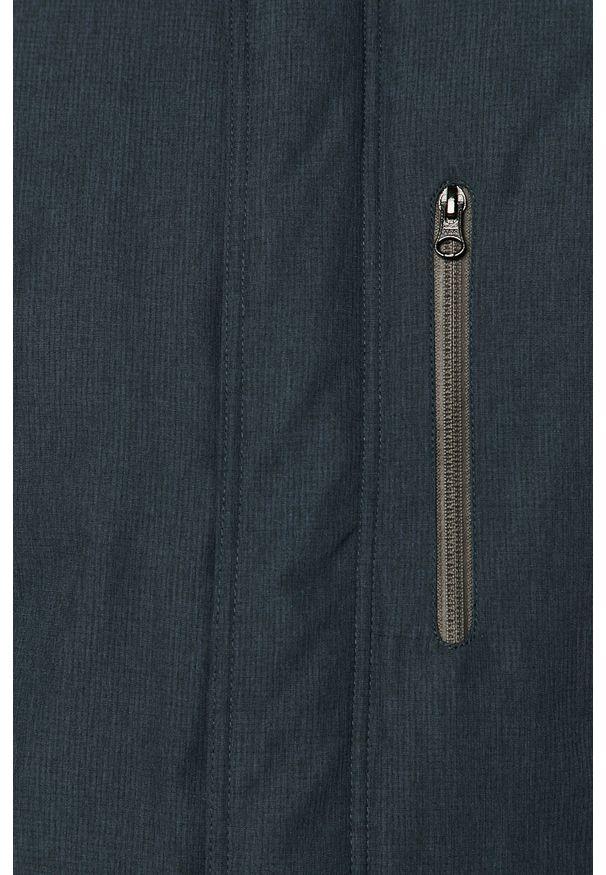 Niebieska kurtka PRODUKT by Jack & Jones bez kaptura