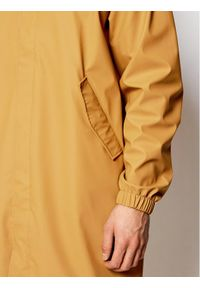 Rains Kurtka przeciwdeszczowa Unisex 1814 Brązowy Casual Fit. Okazja: na co dzień. Kolor: brązowy. Styl: casual