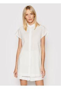 Biała koszula Max Mara Beachwear