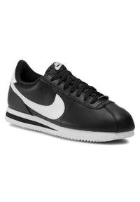 Czarne buty sportowe Nike z cholewką, na co dzień