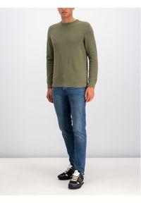 Marc O'Polo Bluza M27 5004 60134 Zielony Regular Fit. Typ kołnierza: polo. Kolor: zielony