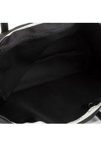 Lacoste - Torebka LACOSTE - L Shopping Bag NF1888PO Black 000. Kolor: czarny. Materiał: skórzane. Styl: klasyczny