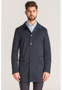 Niebieski płaszcz Joop! Collection