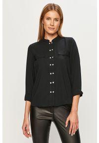 Czarna koszula Jacqueline de Yong casualowa, długa