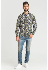 Koszula JOOP! Jeans casualowa, na lato, na co dzień