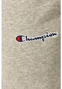 Szare spodnie dresowe Champion
