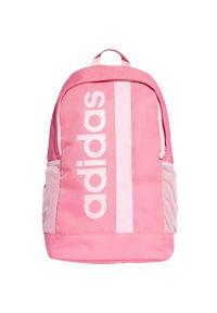 Adidas - ADIDAS LIN CORE > DT8619. Materiał: poliester. Styl: elegancki, młodzieżowy