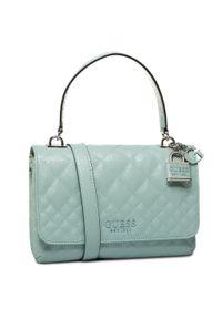 Zielona torebka klasyczna Guess klasyczna