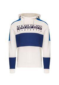 Beżowa bluza Napapijri
