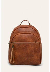 Brązowy plecak ANSWEAR