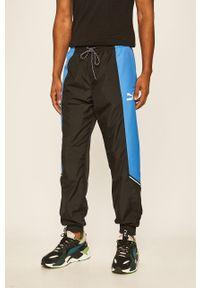 Wielokolorowe spodnie dresowe Puma