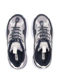 Sprandi - Sneakersy SPRANDI - CP40-2080Y Grey. Okazja: na uczelnię, na spacer. Kolor: szary. Materiał: materiał. Szerokość cholewki: normalna