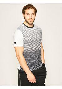 Czarna koszulka sportowa Wilson
