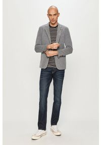 Niebieskie jeansy PRODUKT by Jack & Jones na co dzień, casualowe